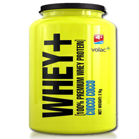4+ NUTRITION Whey+ 2000 g