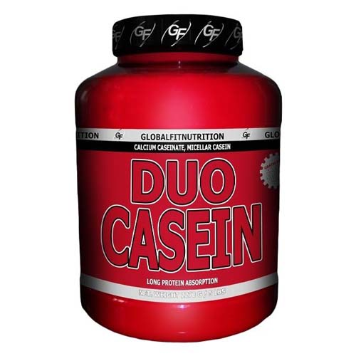 GLOBAL FIT Duo Casein 2270 g