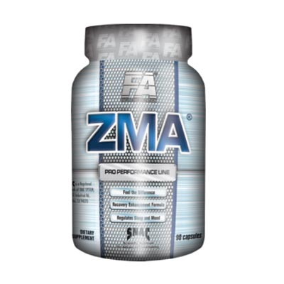 FITNESS AUTHORITY ZMA 90 kap.