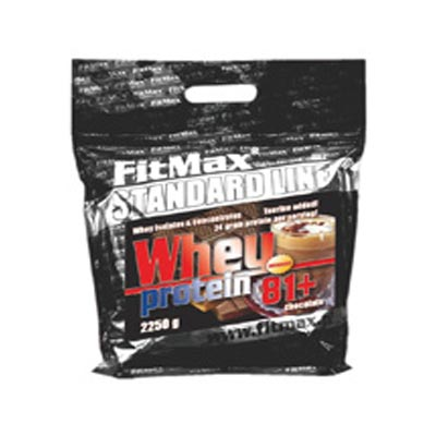 FITMAX Whey Protein 81+ 2250 g