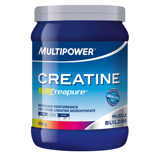 MULTIPOWER Creatine 500 g