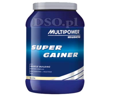 MULTIPOWER Muscle Supergainer 1100 g
