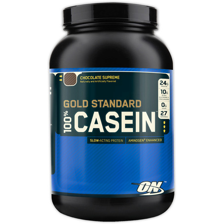 OPTIMUM 100% Casein Gold Standard 1818 g
