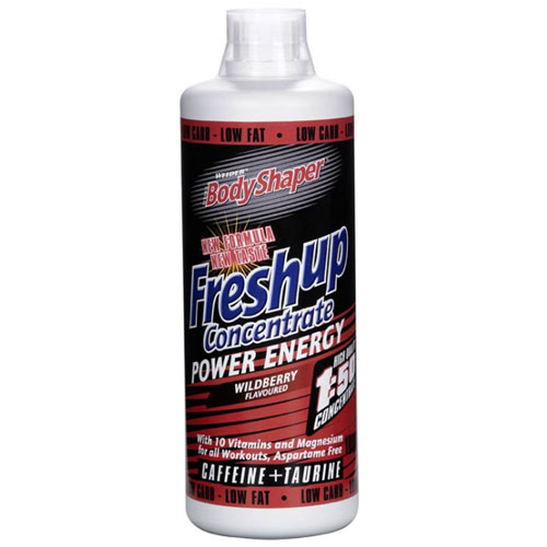 WEIDER Fresh Up Concentrate Power Energy 1000 ml
