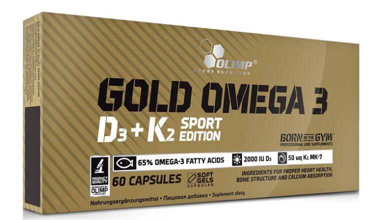 Olimp-Gold-Omega-D3-K2-Sport-Edition-60kap