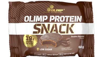 Olimp przekąska - snack protein