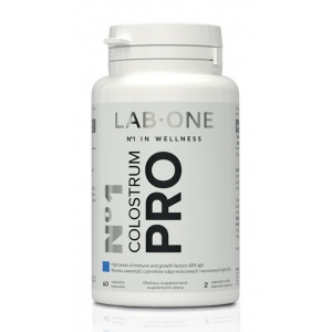LAB ONE N°1 Colostrum Pro 60 kap.