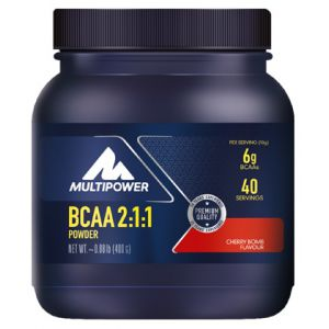 MULTIPOWER BCAA 2:1:1 Powder 400 g