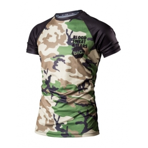 OLIMP T-Shirt BIG Reglan Active Classic Camo