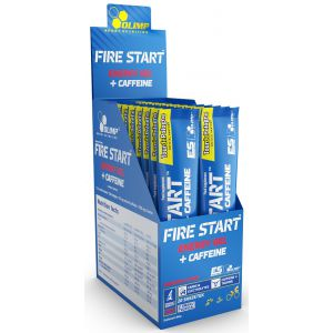 OLIMP Fire Start Energy Gel + Caffeine 36 g