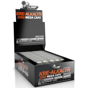 OLIMP Kre-Alkalyn 2500 Mega Caps 900 kap. - Blistry