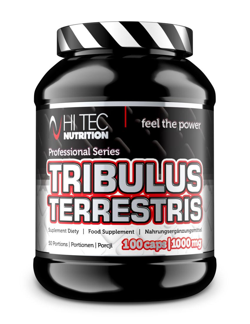Pierwsze spojrzenie kupować tanio przybywa HI TEC Tribulus Terrestris 100 kap. Tribulus
