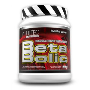 HI TEC Beta Bolic (Mix Creatine & Beta-Alanine) 500 g