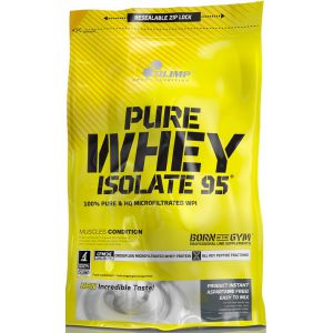 OLIMP Pure Whey Isolate 95 600 g - folia