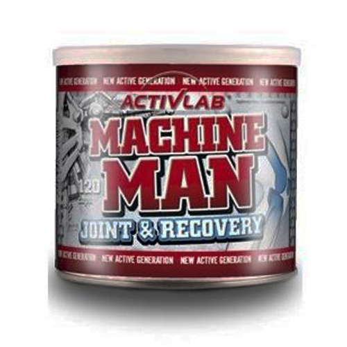 Machine man joint recovery 120