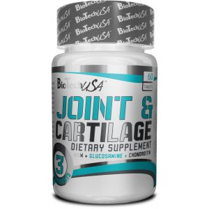 BIO TECH USA Joint & Cartilage 60 tab.