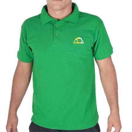 676d20bacefc MANTO Koszulka Polo CLASSIC zielona S Manto