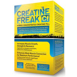 PHARMA FREAK Creatine Freak 90 kap.
