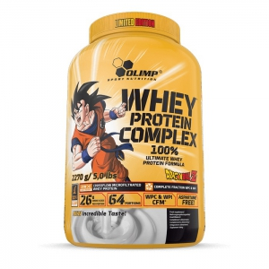 OLIMP Whey Protein Complex 700 g Dragon Ball Z!