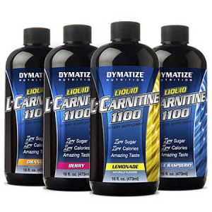 DYMATIZE NUTRITION L-Carnitine Liquid 1100 473 ml