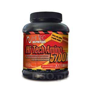 nowy autentyczny tania wyprzedaż szybka dostawa HI TEC Hi Tech Amino 5700 150 tab.