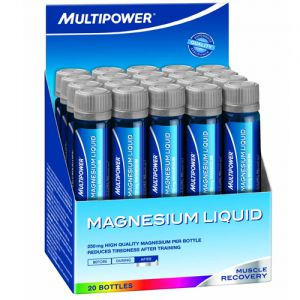 MULTIPOWER Easy Move Magnesium 20 amp. x 25 ml